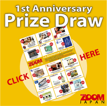 Prize Draw Coming Soon!