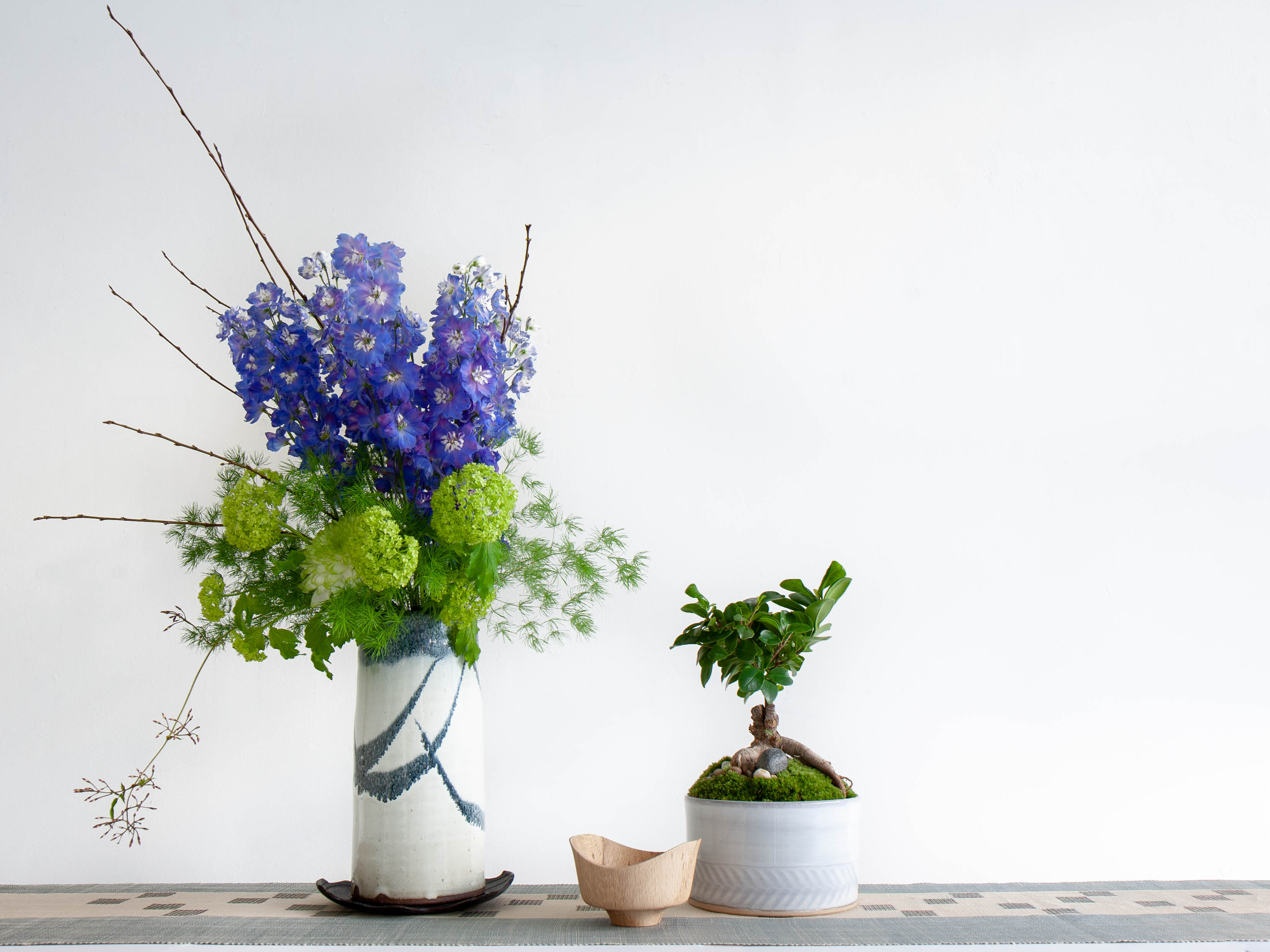 'Japanese Should to English Could?' – Sansho Living x Aoyama Flower Market Pop Up at Sway Gallery