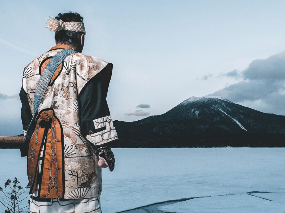 Master – An Ainu Story by Adam Isfendiyar