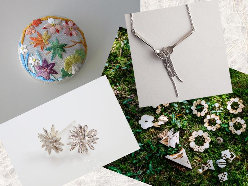 Autumn bijoux – Japanese finest – jewellery pop-up edit.2; 1-31 October