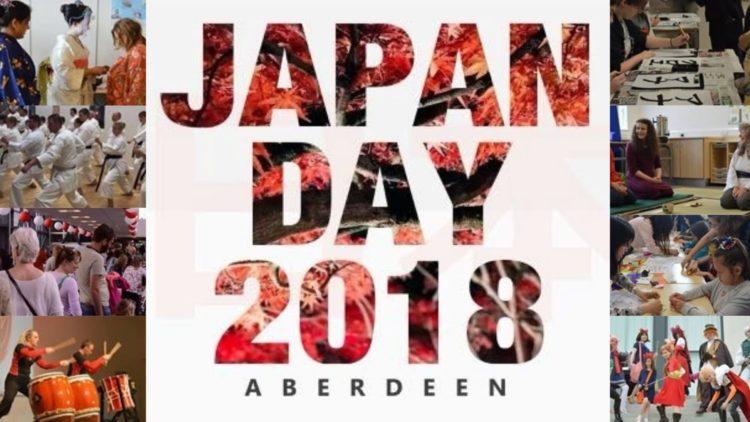 Japan Day Aberdeen 2018