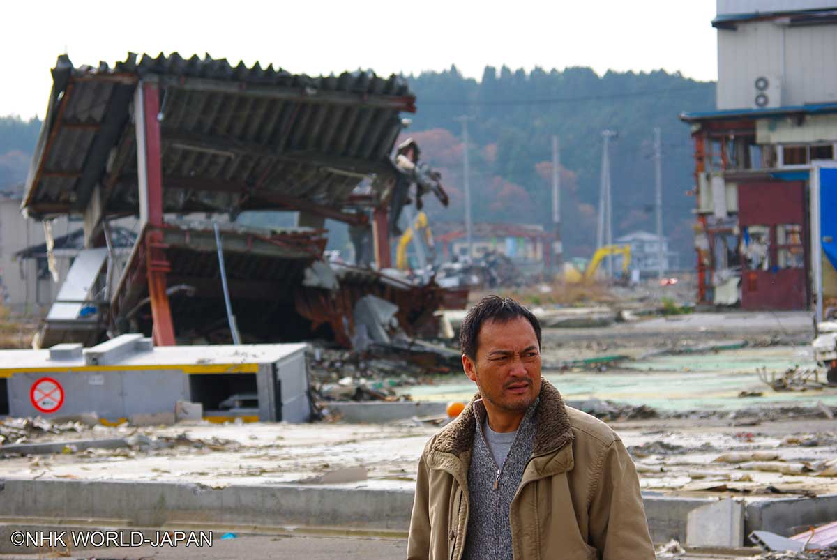 KEN WATANABE - The decade since the Great East Japan Earthquake