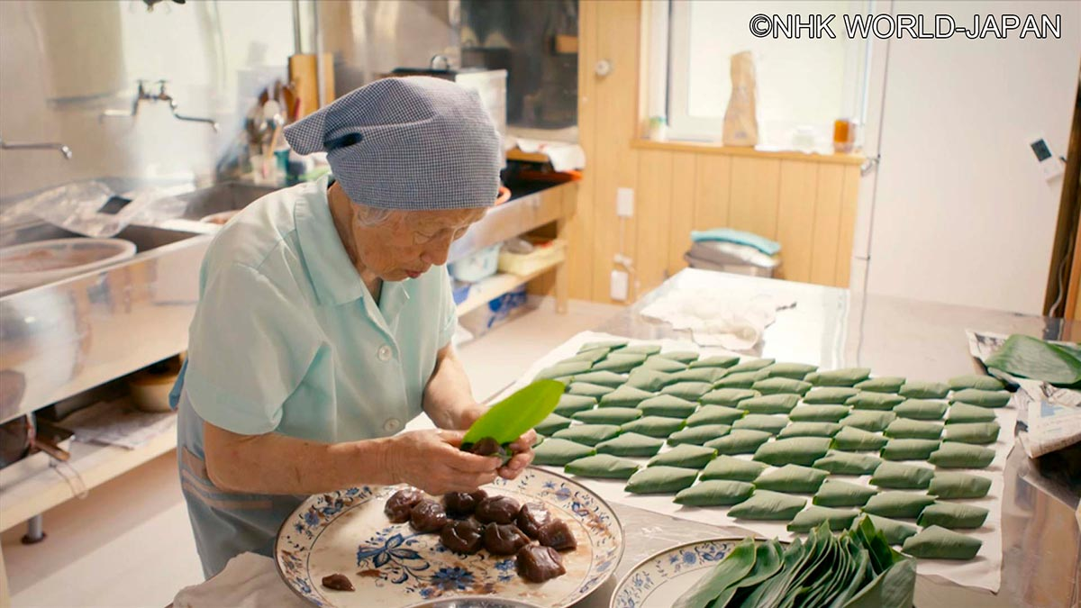 NHK WORLD-JAPAN: The Tale of Granny Mochi: Kuwata Misao