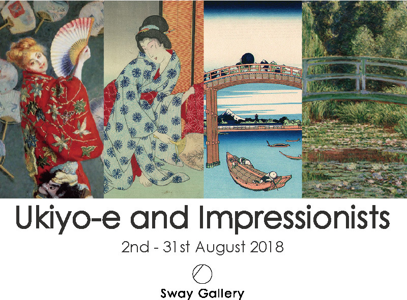 UKIYO-E AND IMPRESSIONISTS