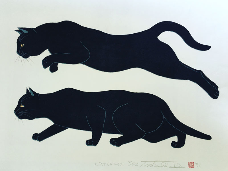 Land of the Rising Cat – Japanese Prints and Kawaii Cat Crafts Sales Exhibition