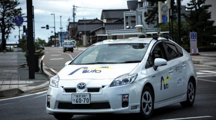 driverless car, suzu
