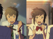 Your Name, Shinkai Makoto, Japanese anime, anime, animation