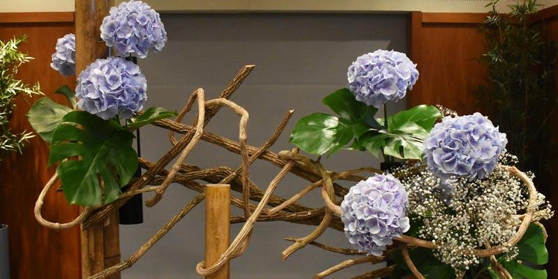 Sogetsu Ikebana Demonstration