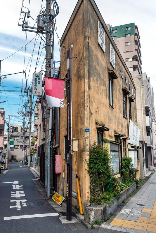 Nagai Kafu Tokyo Mukojima
