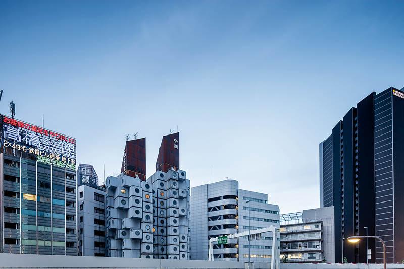 Architecture_Tokyi_Nakagin