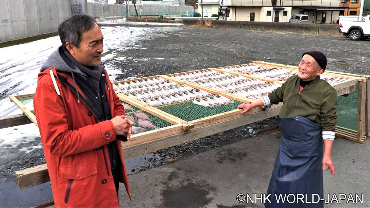KEN WATANABE - The decade since the Great East Japan Earthquake- the 10th anniversary of the disaster