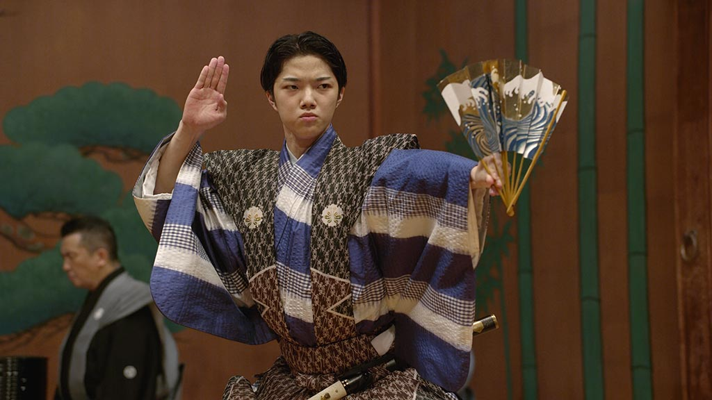 NHK WORLD-JAPAN, Someone from this Area The Future of Kyogen-Nomura Yuki-generation