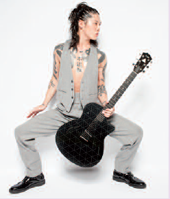 No18 Music The Miyavi Touch Zoom Japan