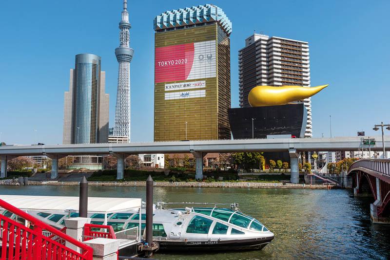 Tokyo_Architecture_ building _Asakusa_ Tokyo Sky Tree_Stark
