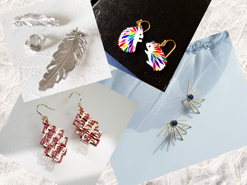 Autumn bijoux – Japanese finest – edit. 3; 2-30 November
