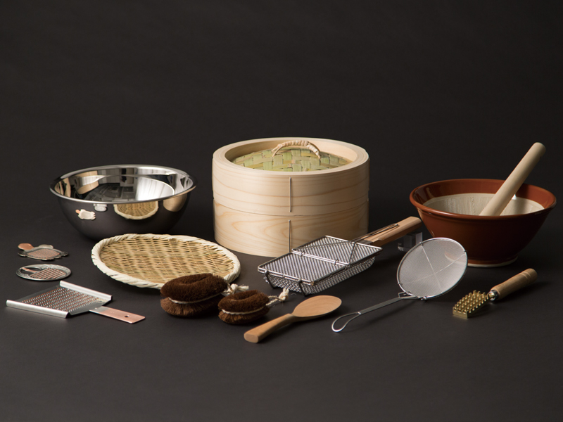 Feel the Heart of Japanese Kitchen Utensils: KAMA-ASA Pop-up shop at Sway Gallery London