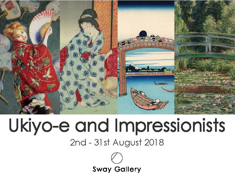 UKIYO-E AND IMPRESSIONISTS