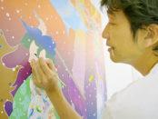 nhk-workd-japan_feb_2021_Art-is-trash without social impact