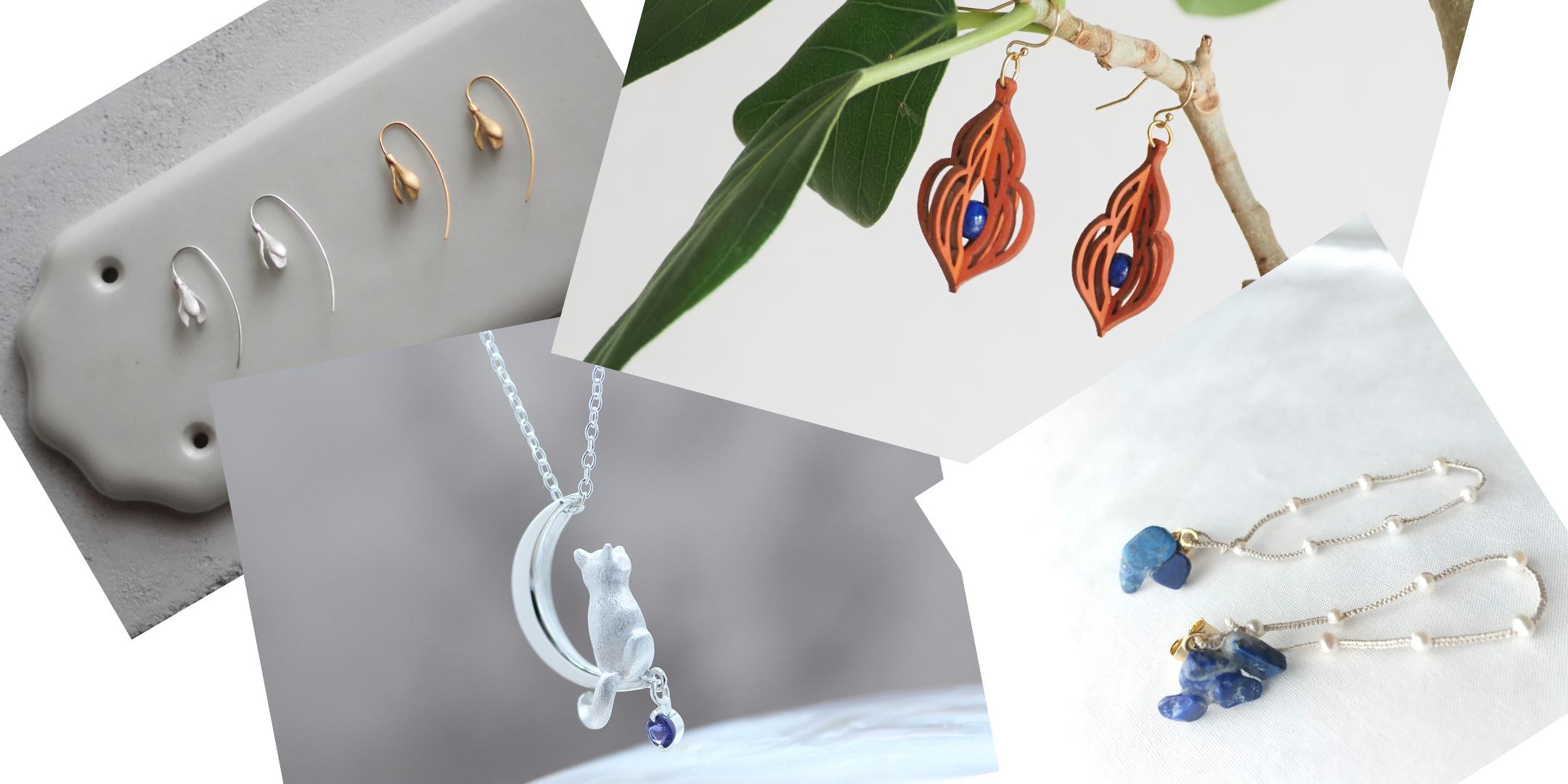 Autumn bijoux – Japanese finest – jewellery pop-up edit.1; 1-30 September